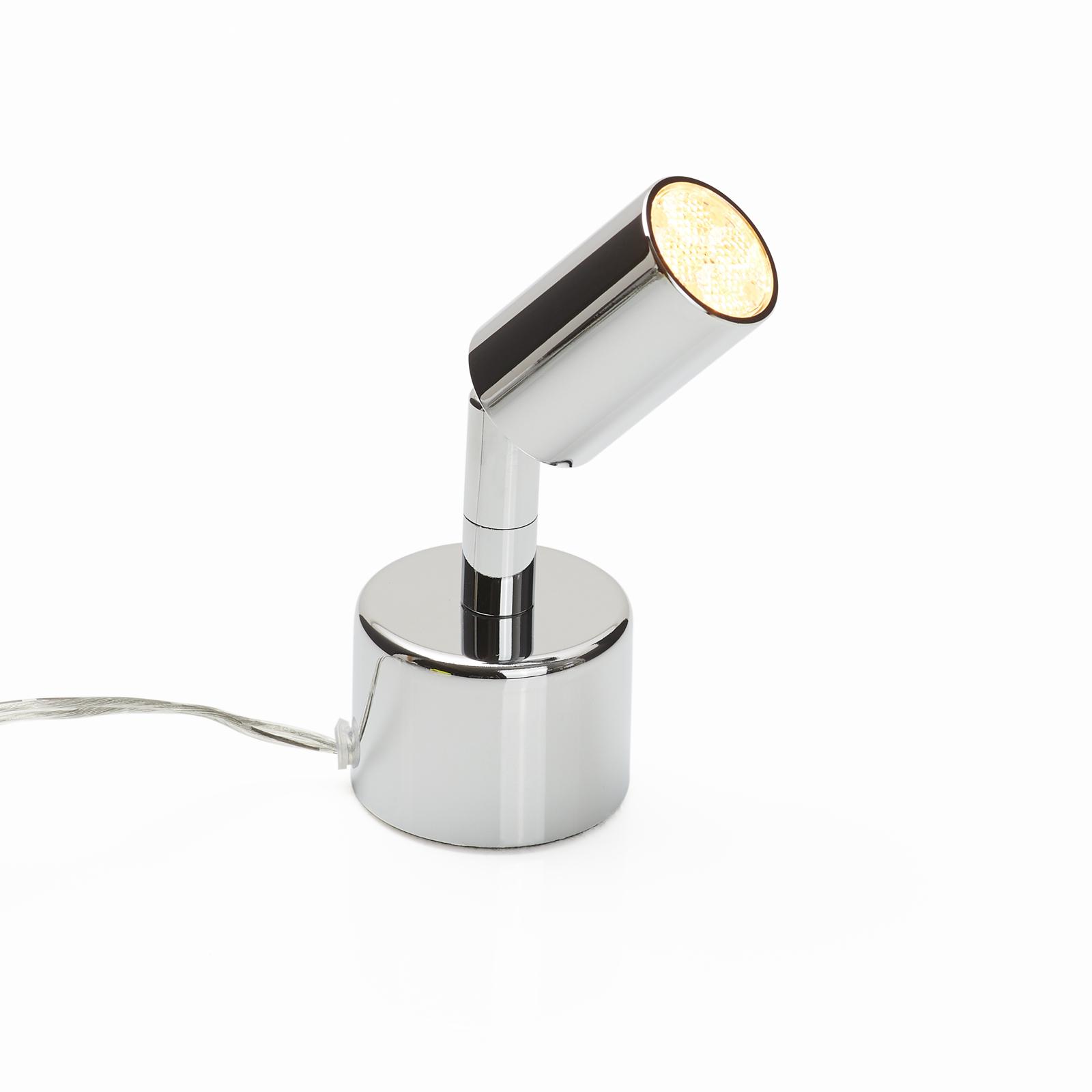 Lampe à poser mini-spot LED Karen
