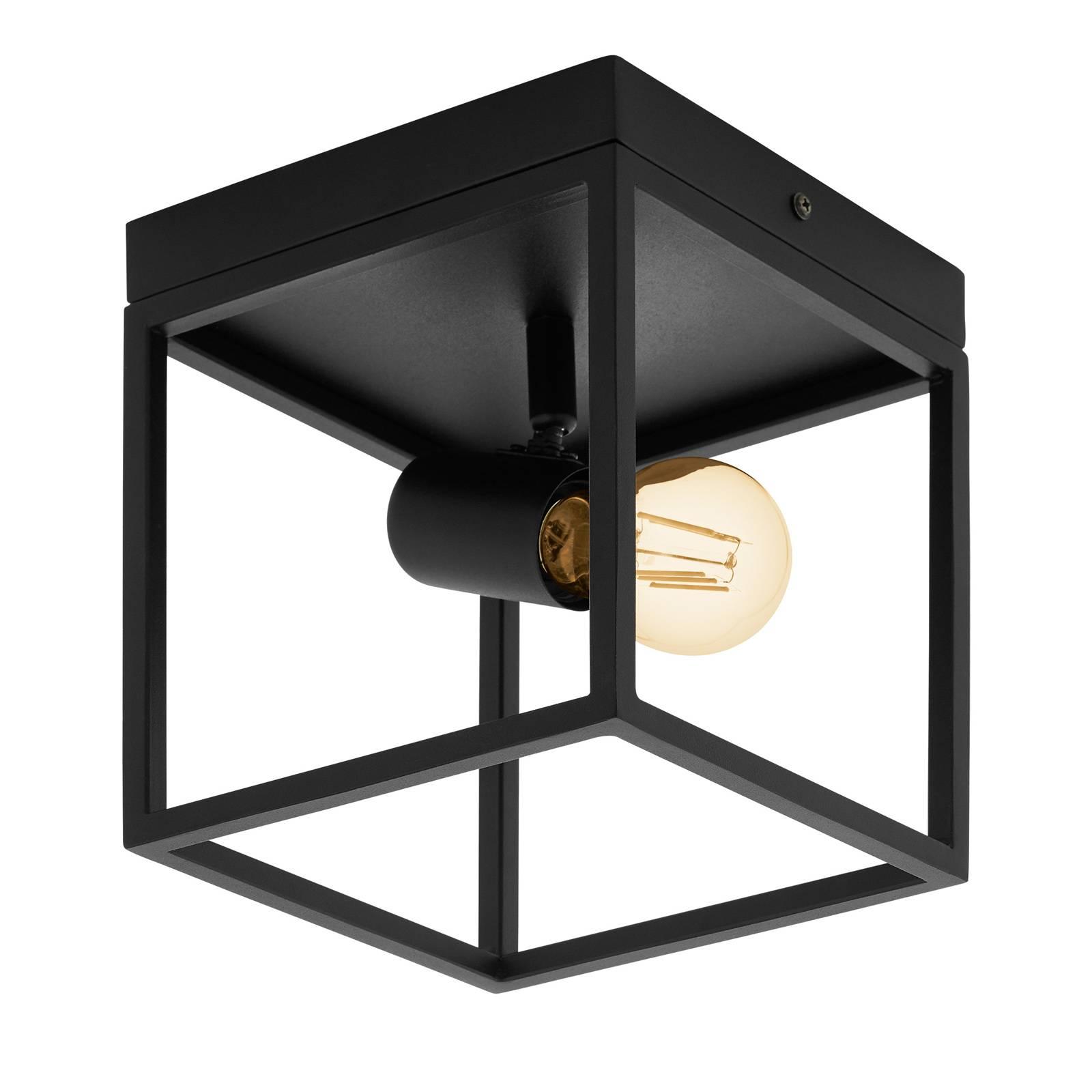Plafondlamp Silentina 1-lamp, 18x18cm
