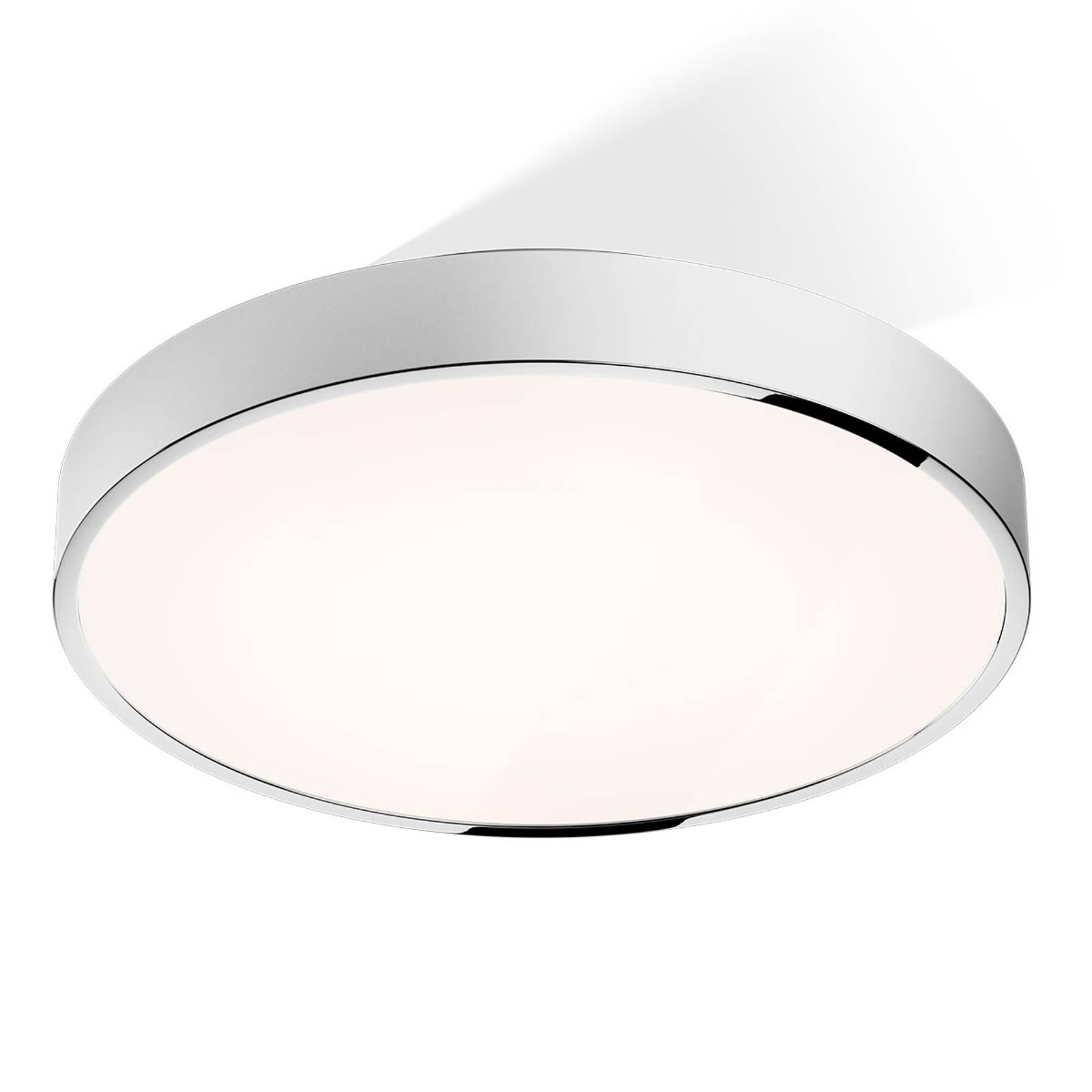Decor Walther Round plafondlamp Ø 45 cm chroom