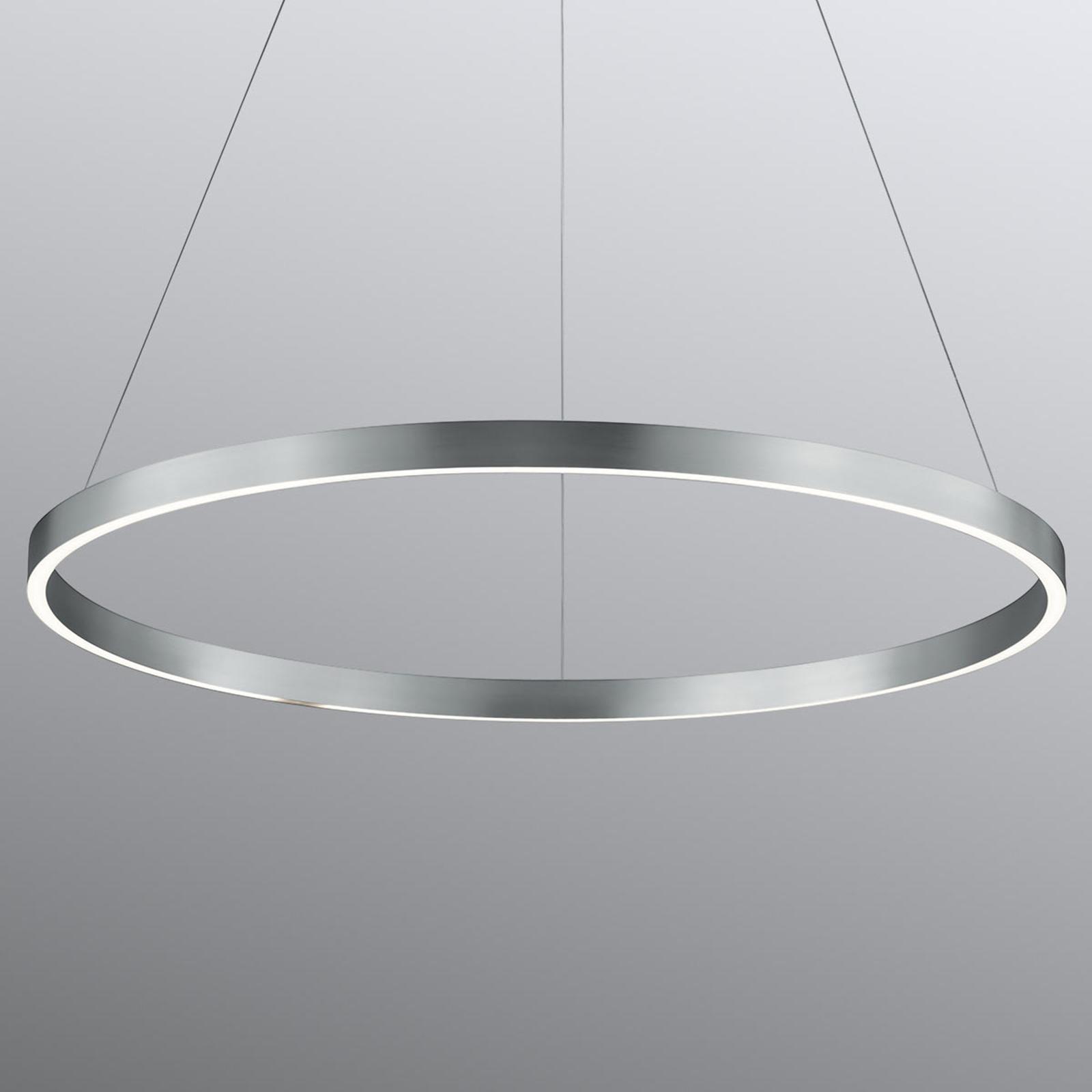 Circle – lampa wisząca LED, sterowana gestami