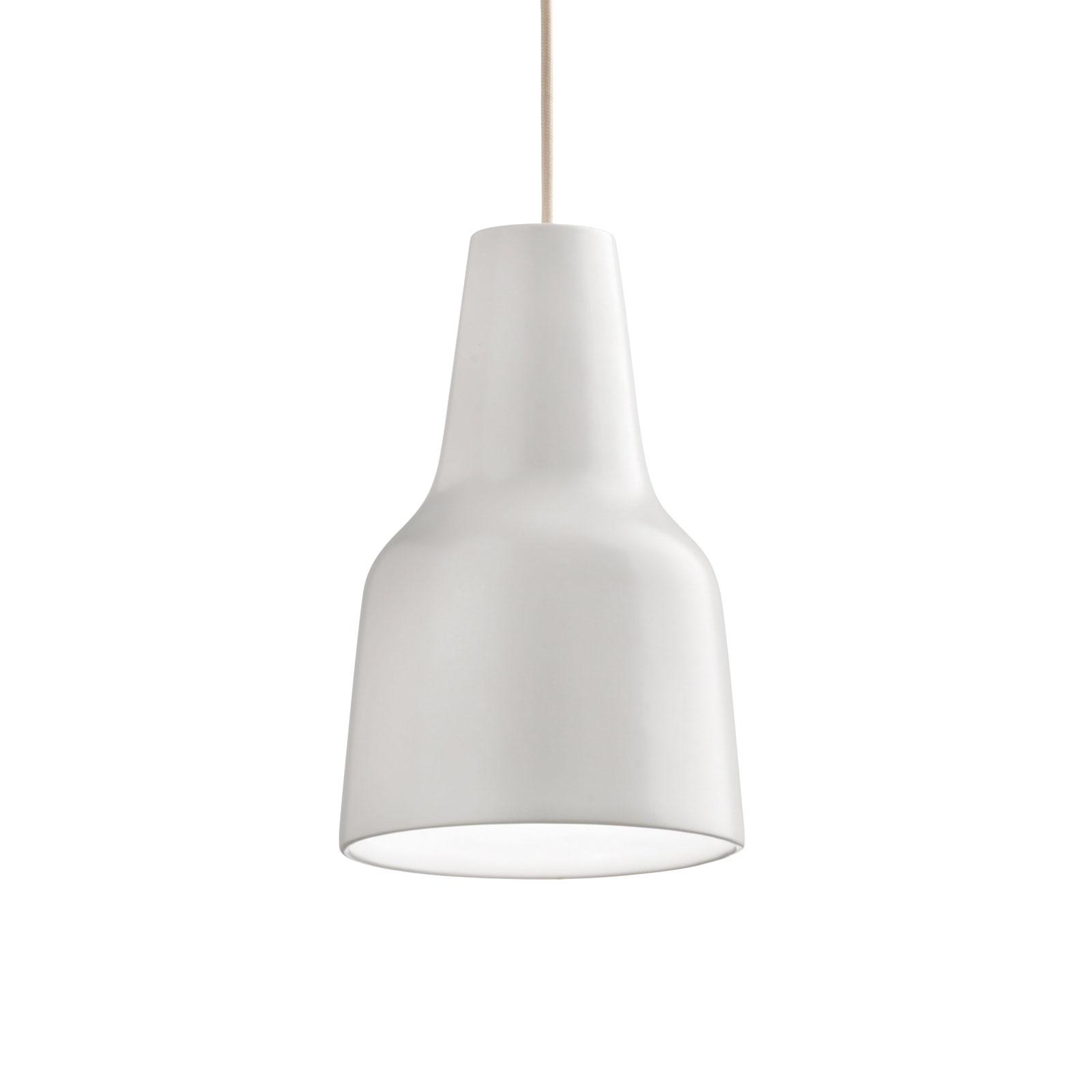 Modo Luce Eva pendellampe Ø 27 cm hvit