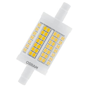 OSRAM tube LED R7s 11,5 W 7,8 cm 827 dimmable