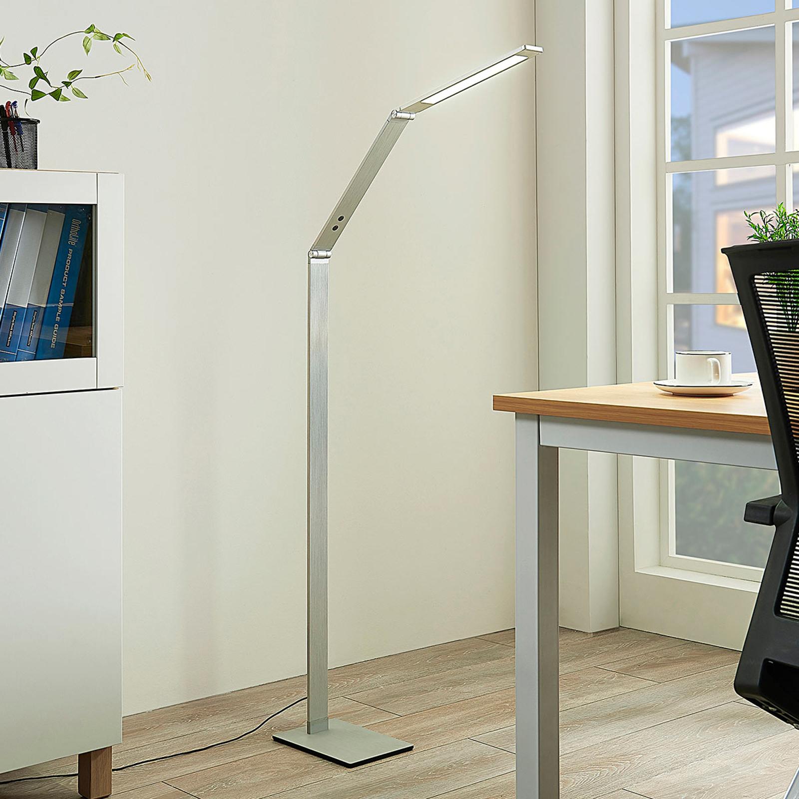 Lampada a LED da lettura Nicano a colore variabile