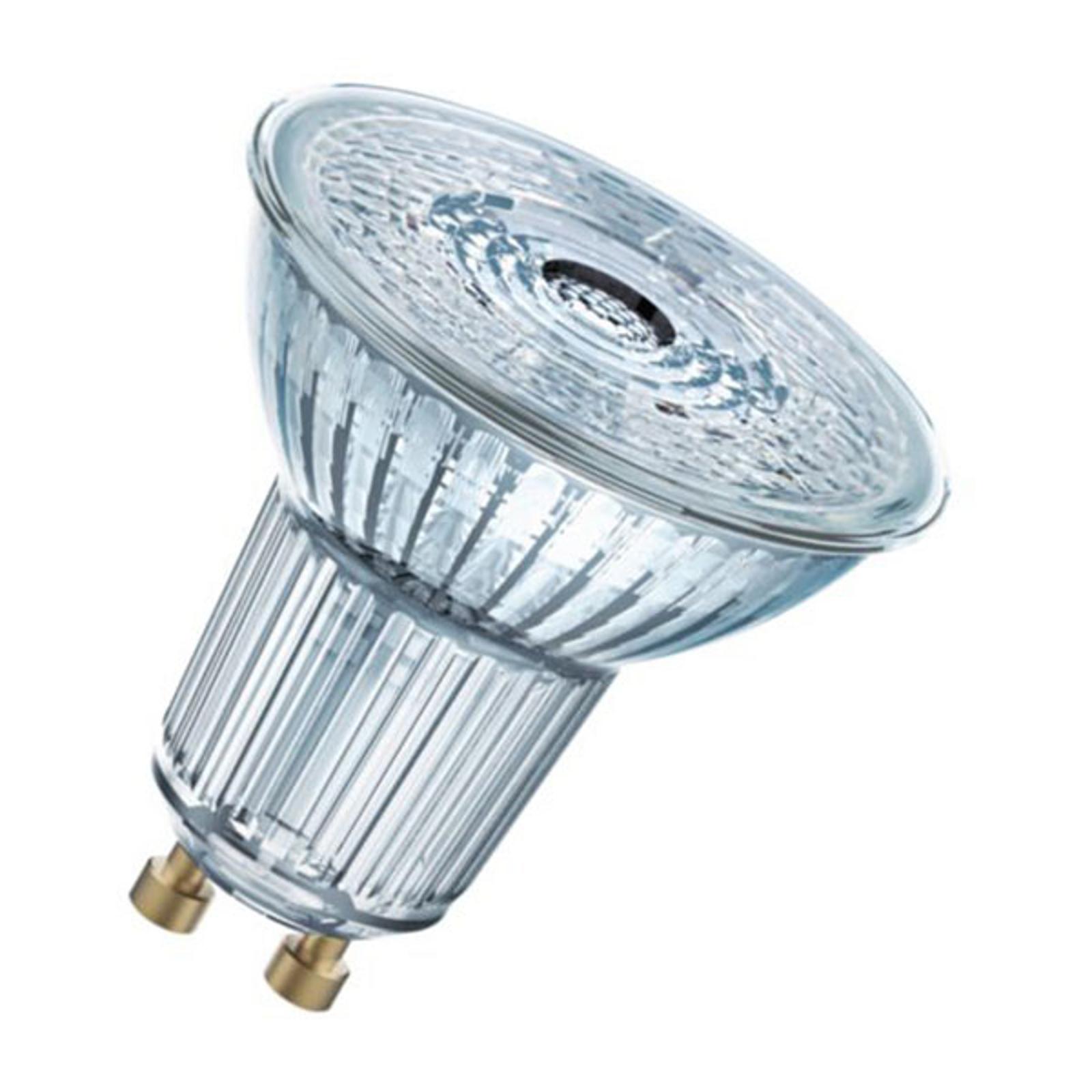 OSRAM LED-Reflektor GU10 4,3W PAR16 827 36° 3er