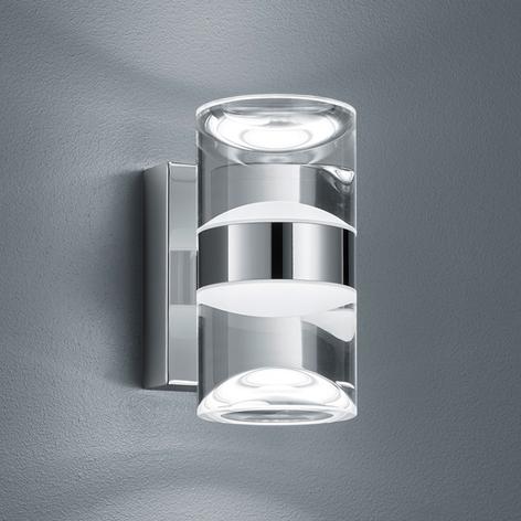 Auf und ab strahlende LED-Bad-Wandlampe Ria
