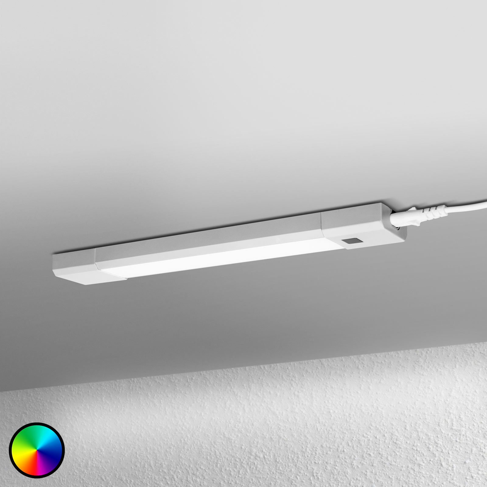 LEDVANCE Linear Slim RGBW under-cabinet light 30cm_6106096_1