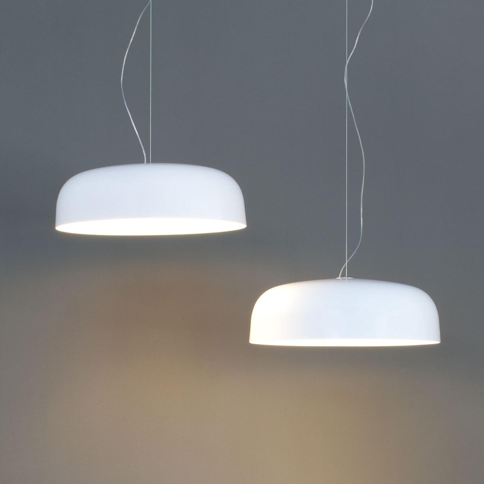 Lampada a sospensione Canopy, 60 cm bianco