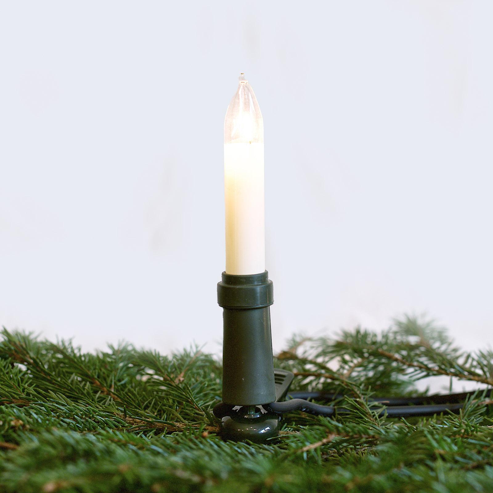Lichtketting type 974 voor buiten, 15-delig, 15 m