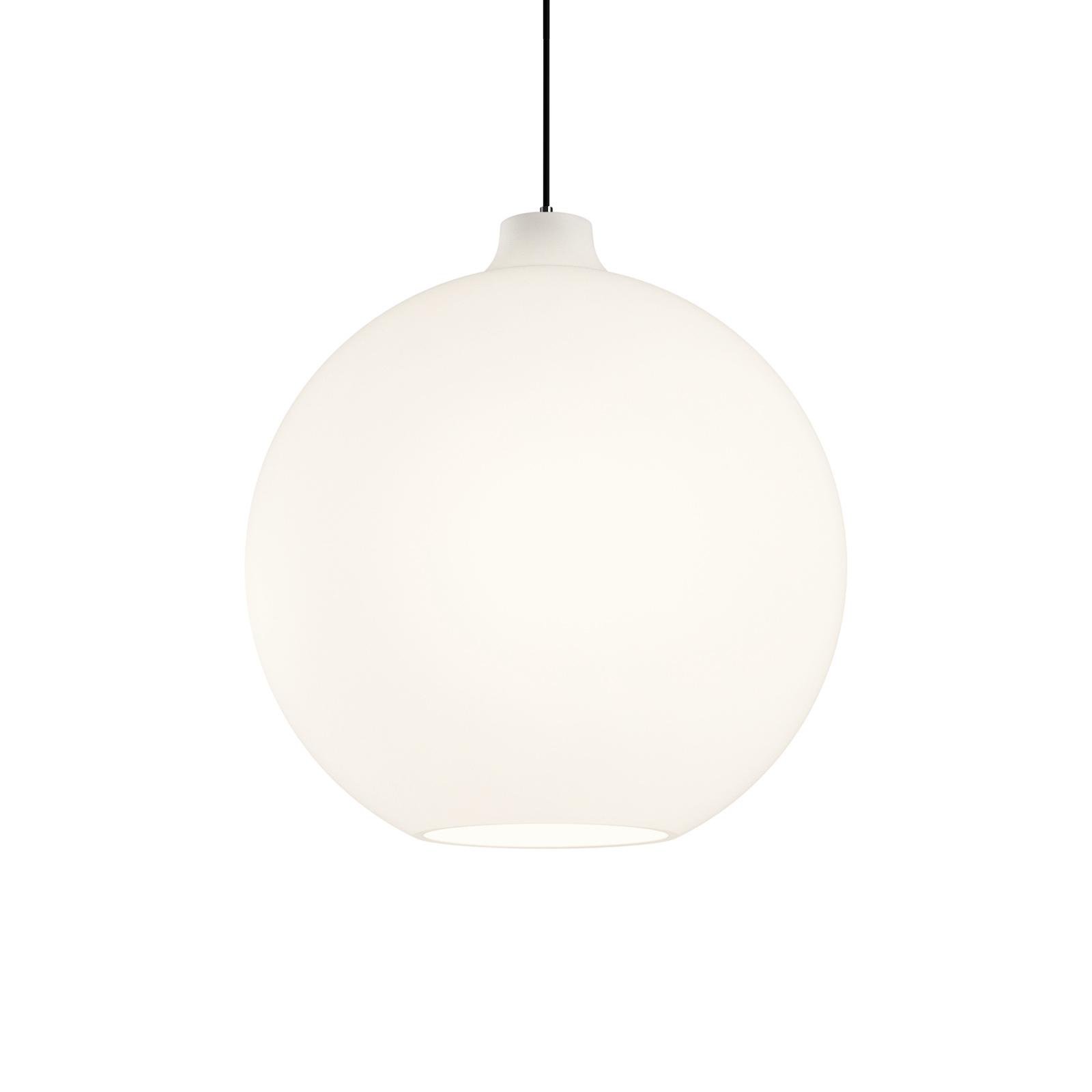 Louis Poulsen Wohlert glas-hanglamp Ø 40 cm