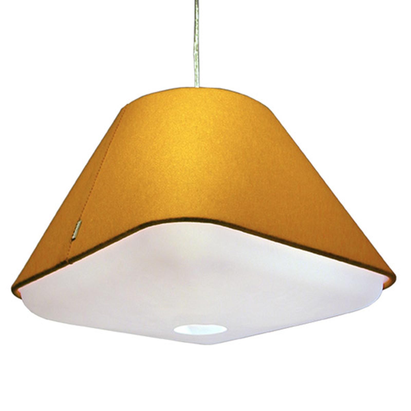 Innermost RD2SQ 40 - lampa wisząca ochra