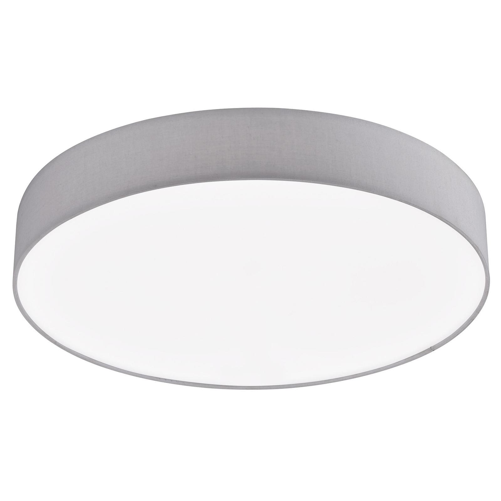Schöner Wohnen Pina LED-taklampe, lysegrå