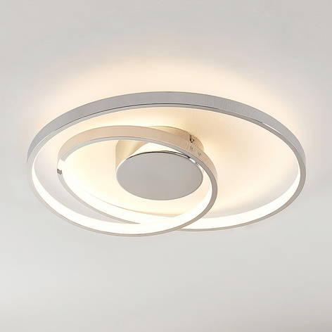 Lucande Maire LED-taklampe