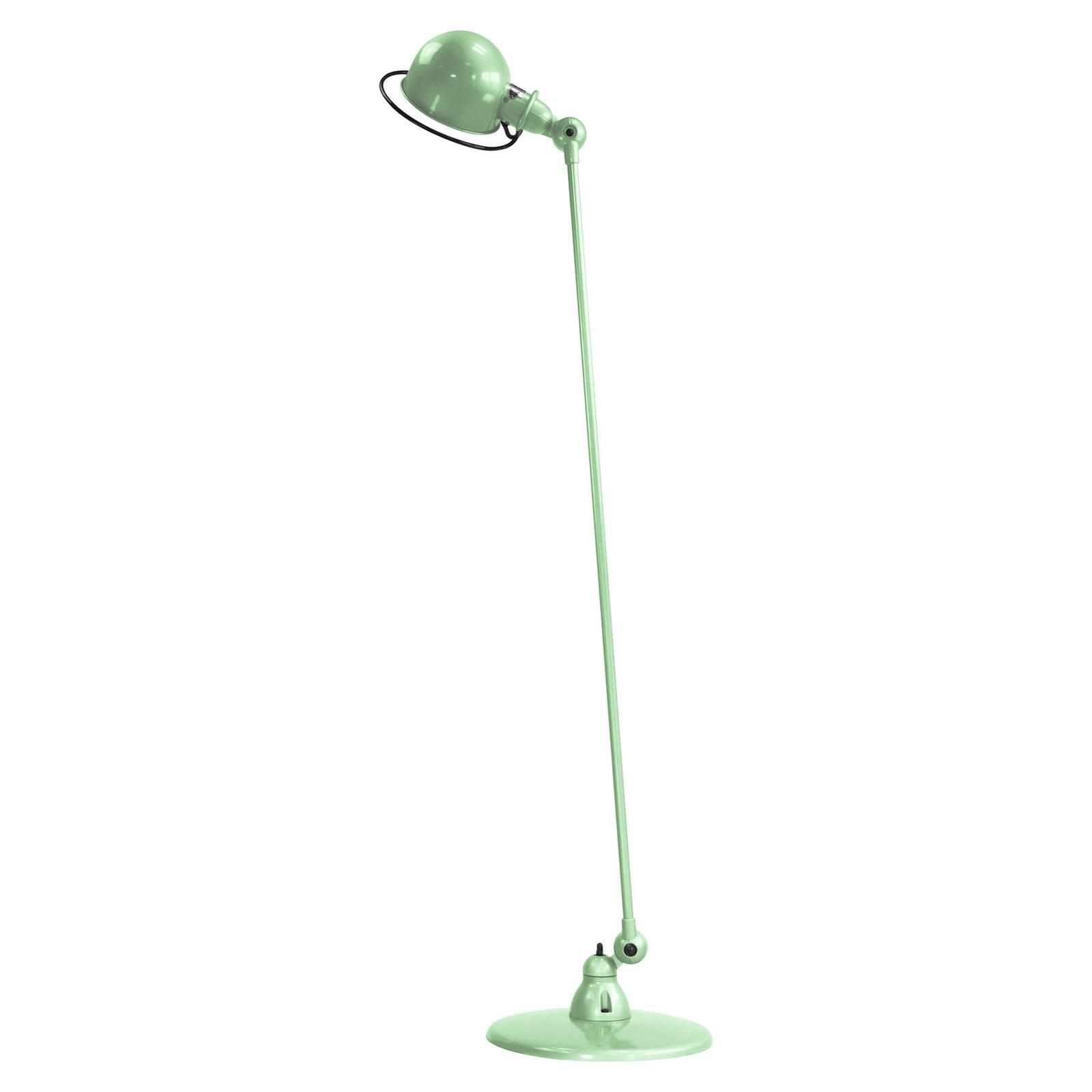 Jieldé Loft D1200 vloerlamp instelbaar mintgroen
