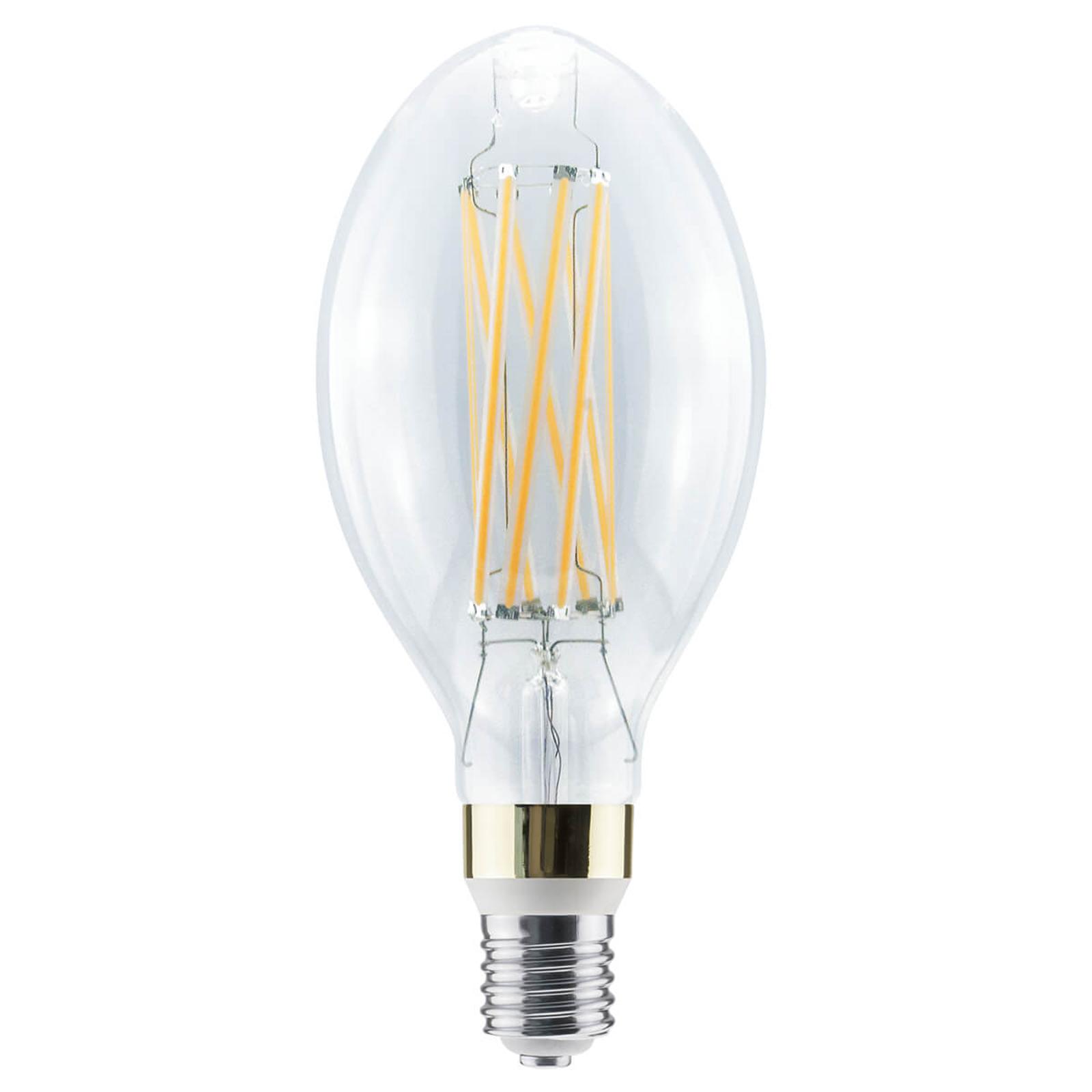 LED-Ellipse E40 40W universalhvit 4250 lumen