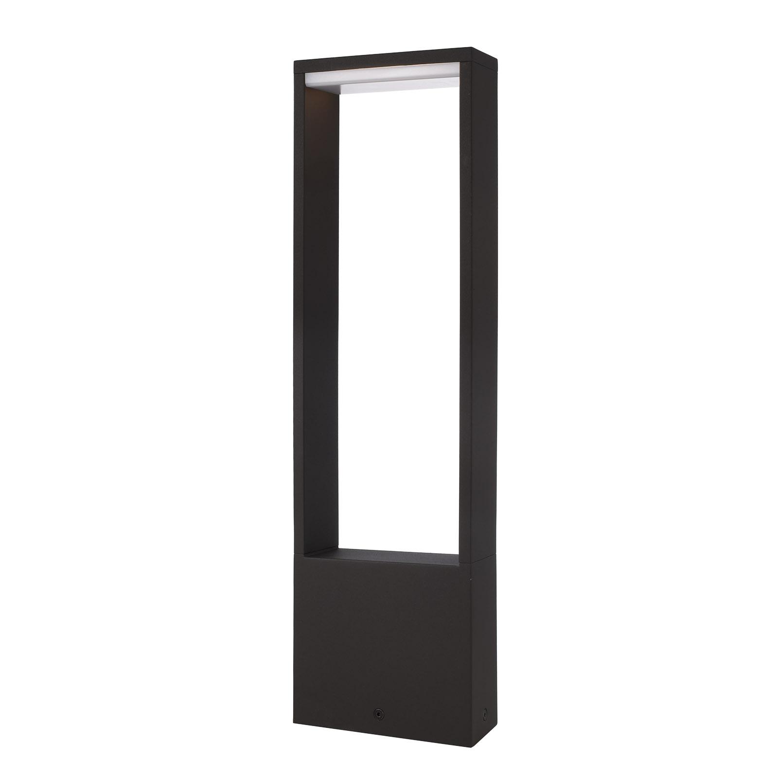 LED-Sockelleuchte Cata IV, Höhe 50 cm