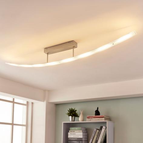 Hell leuchtende LED-Deckenlampe Jarda