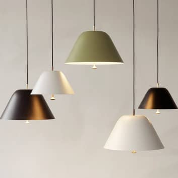 Menu Levitate hanglamp met ondoorzichtige kap