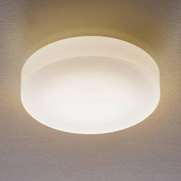 BEGA 50651/50652 LED-loftlampe, opalglas