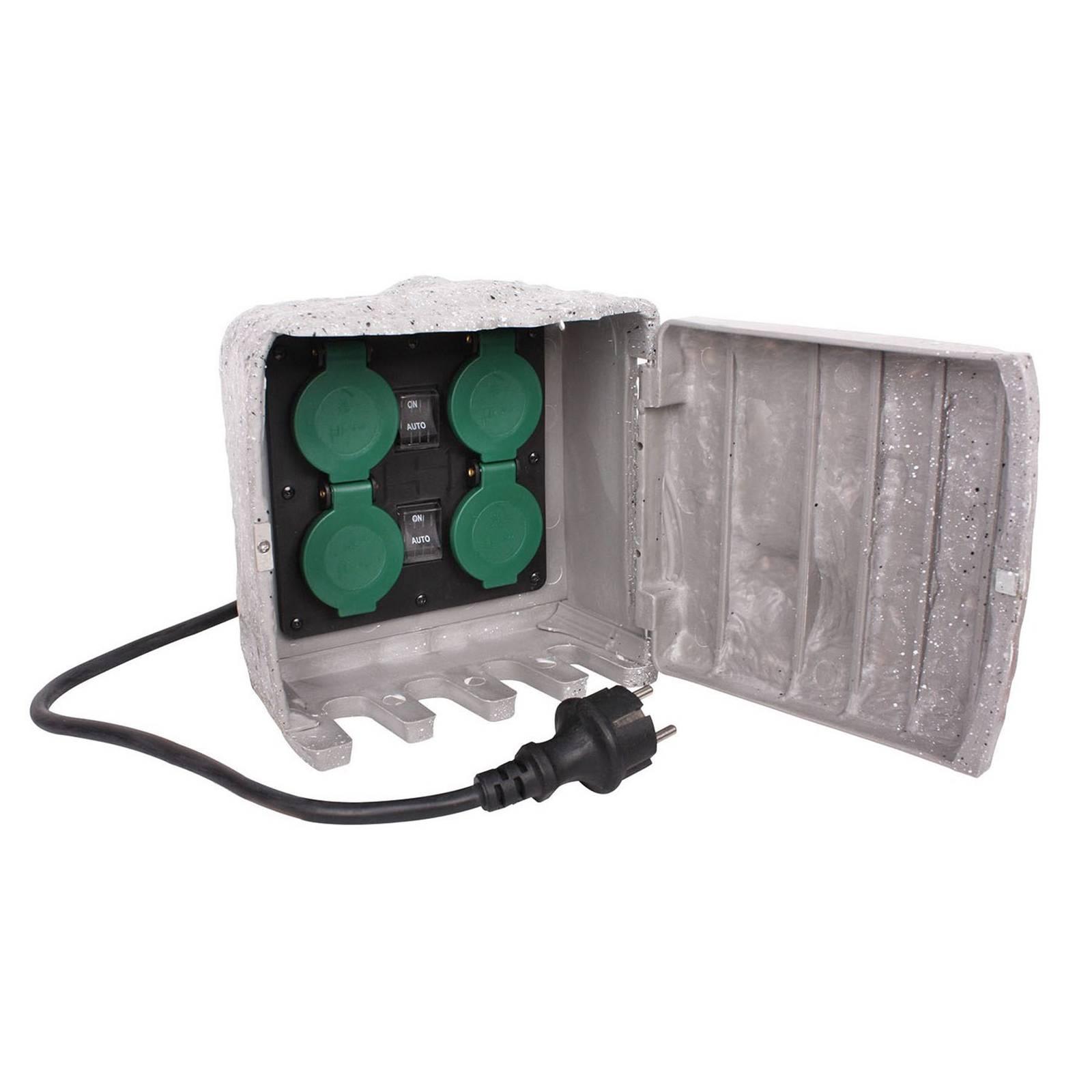 G & L HANDELS GMBH 400178-420 Zásuvky a rozbočovače