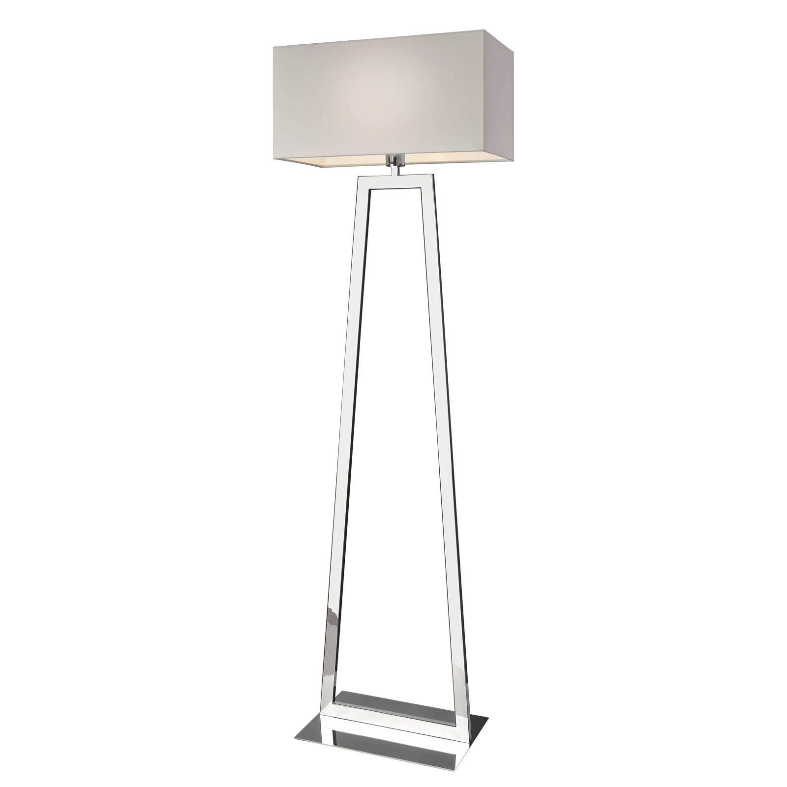 Villeroy & Boch Lyon lampa stojąca stal nierdzewna