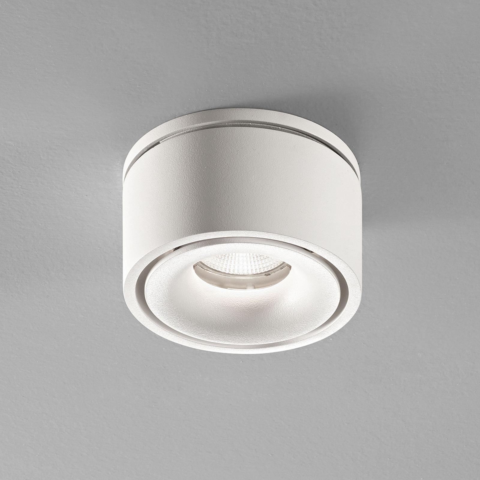 Egger Clippo EP spot encastré LED, blanc, 2700K