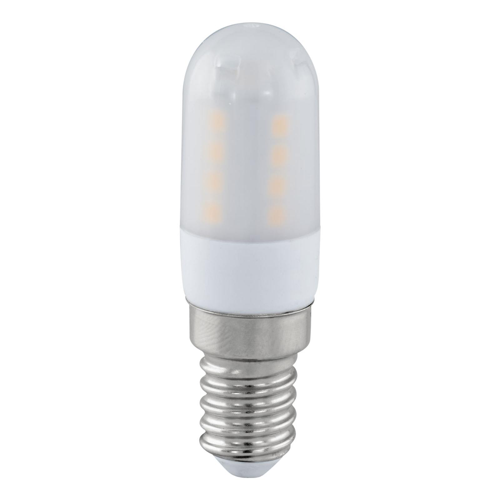 LED-Lampe E14 T20 2,5W warmweiß, matt