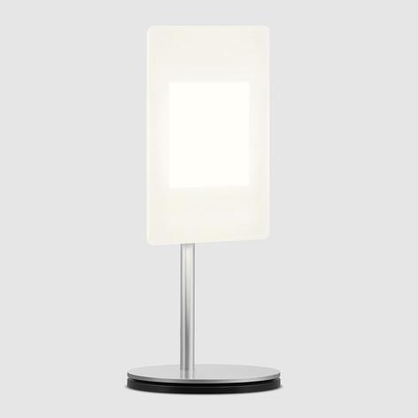 Lampe à poser OLED plate OMLED One t1 avec OLED
