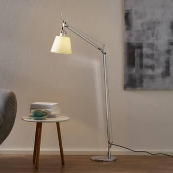 Artemide Tolomeo Basculante lámpara de pie papel