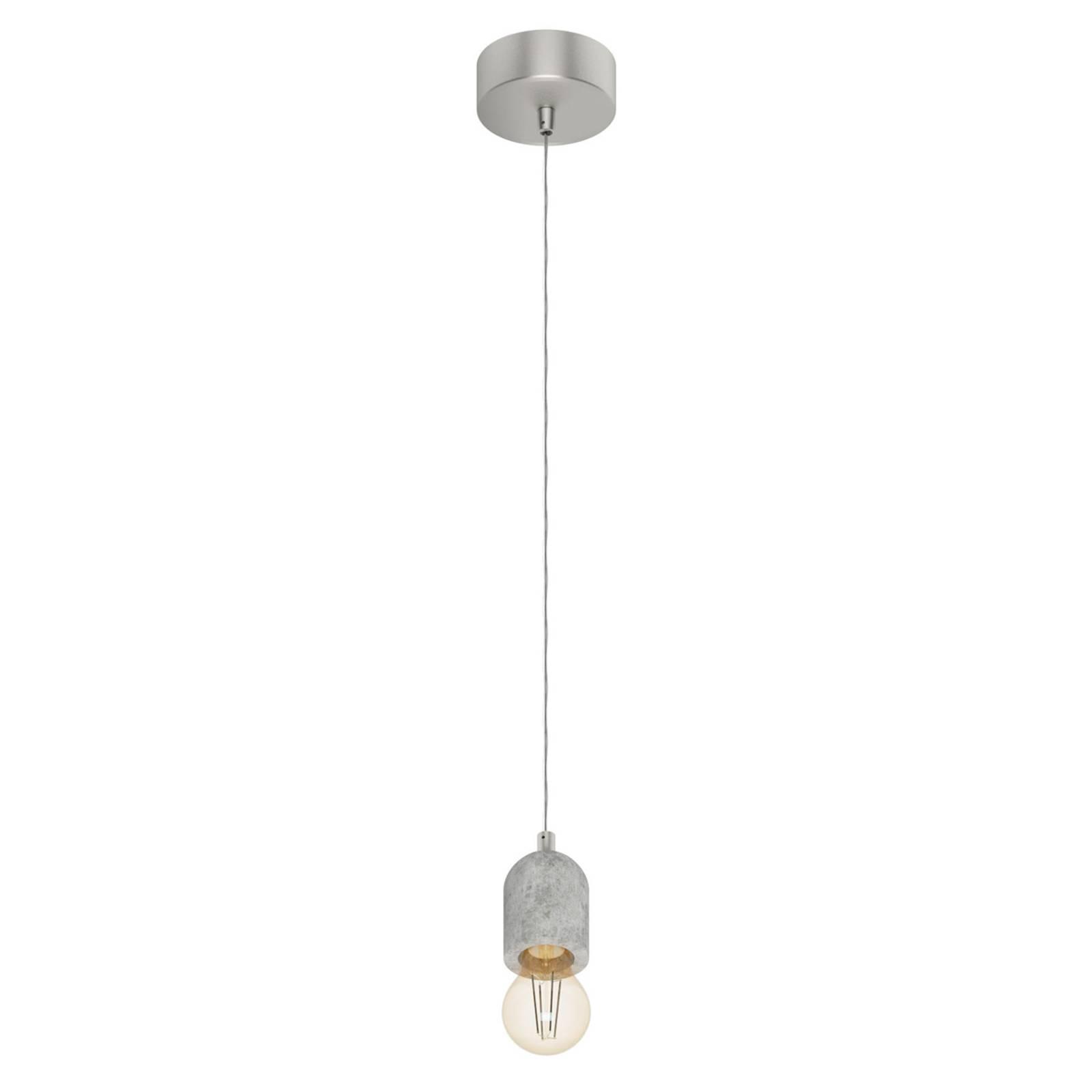 Puristische hanglamp Silvares