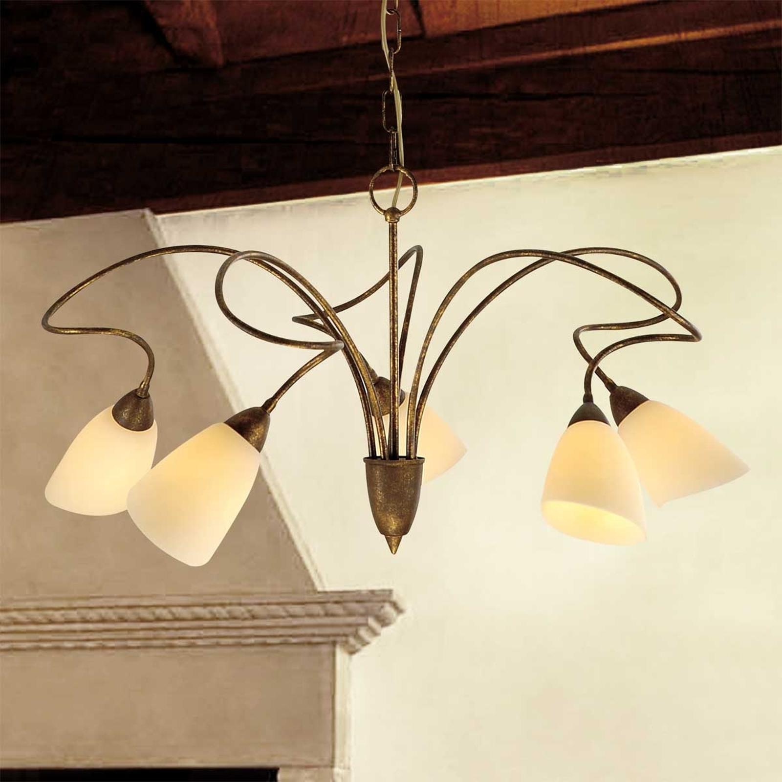 Landhuis-hanglamp Alessandro
