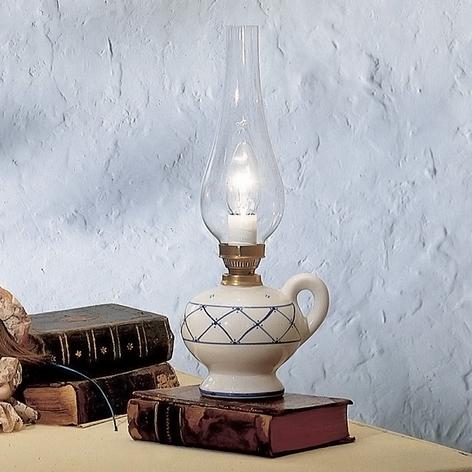 RUSTICO - Bordlampe i landhusstil