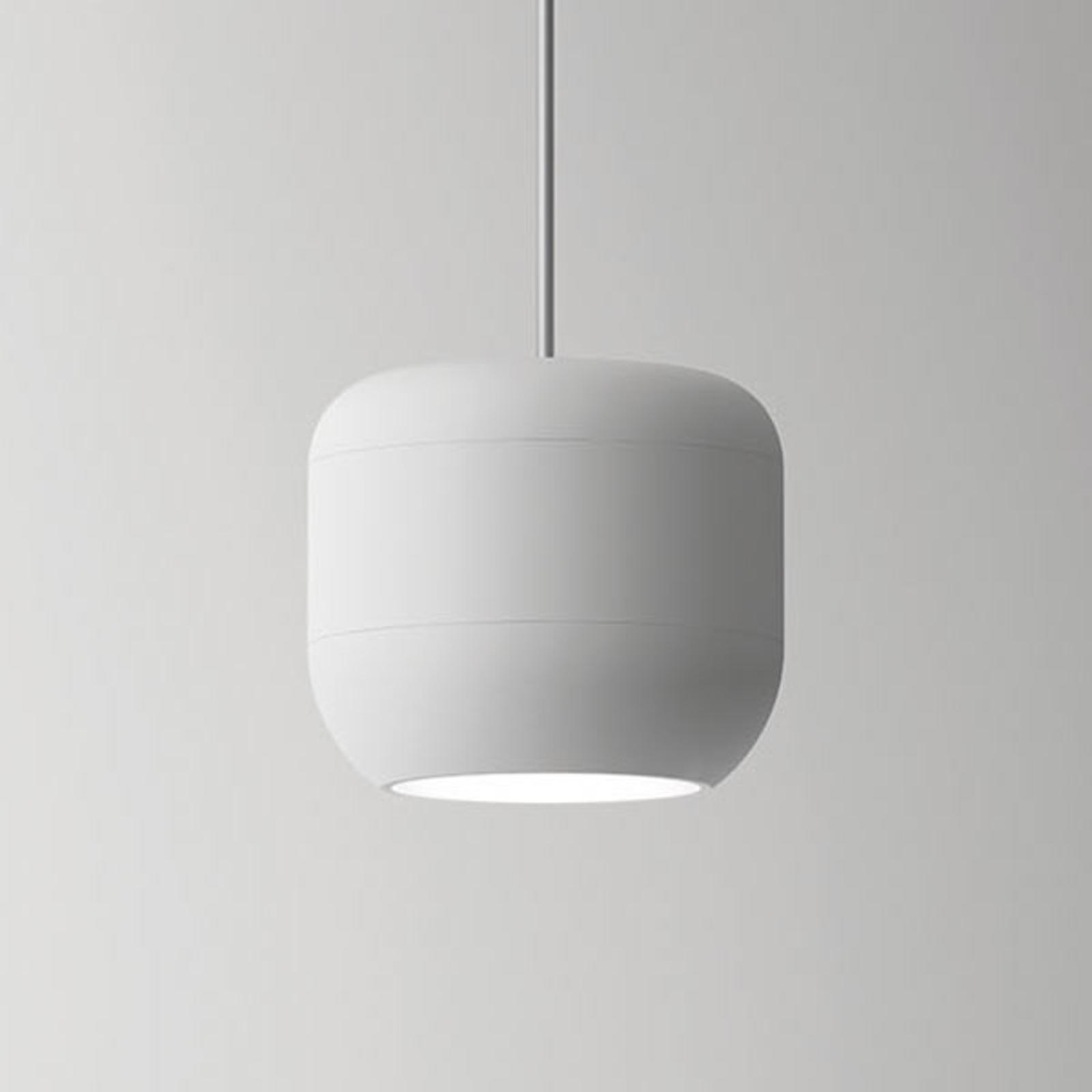 Axolight Urban LED-Pendelleuchte 16 cm weiß
