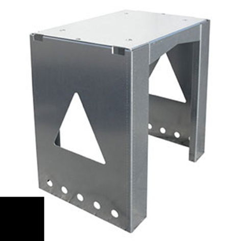 Univerzálně použitelný stojan 8002 schránky
