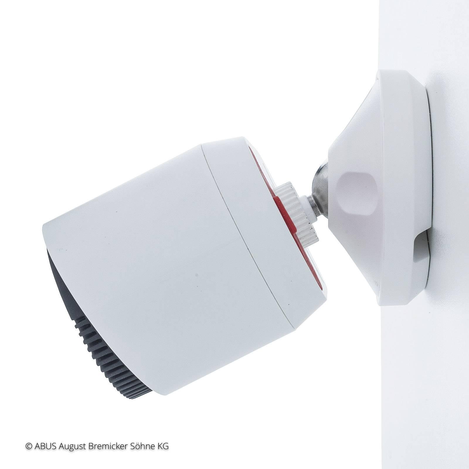 ABUS Akku videocamera con stazione WLAN