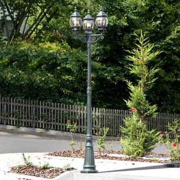 Candélabre nostalgique à 3 lampes THEODOR