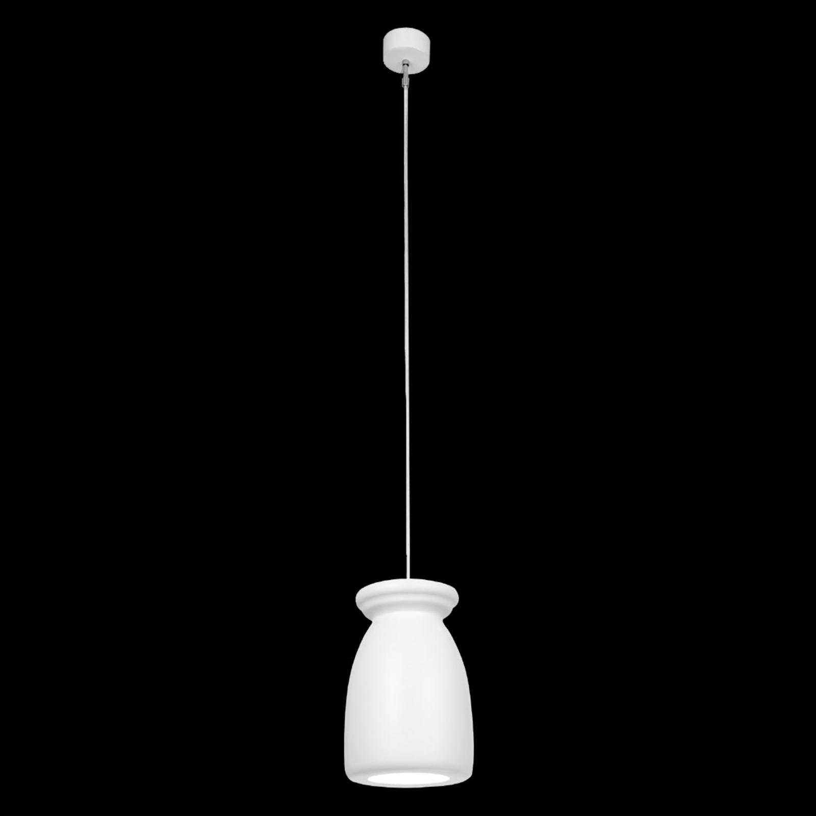 Lámpara colgante abovedada Biscuit, calidad diseño