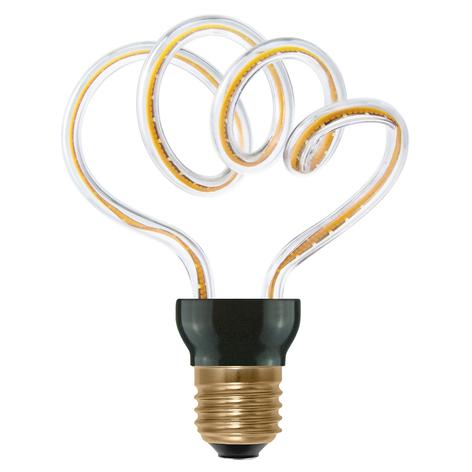LED-pære Art Cloud E27 12 W 500 lm med varmhvit