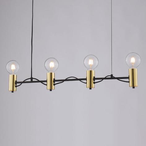 Suspension Axon à 4 lampes