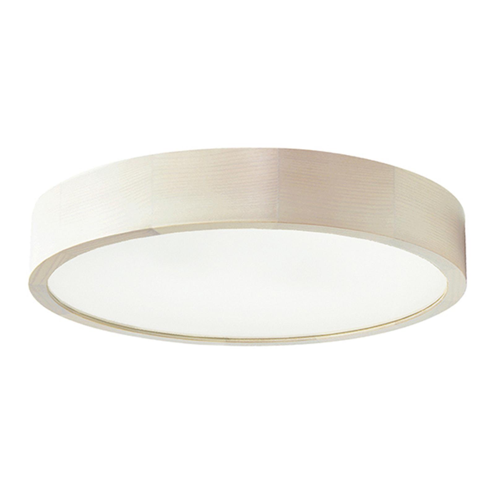 LED-Deckenleuchte Cleo, Ø 48 cm, weiß
