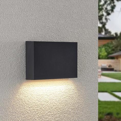 Lindby Jarte -LED-ulkoseinälamppu, 20 cm down