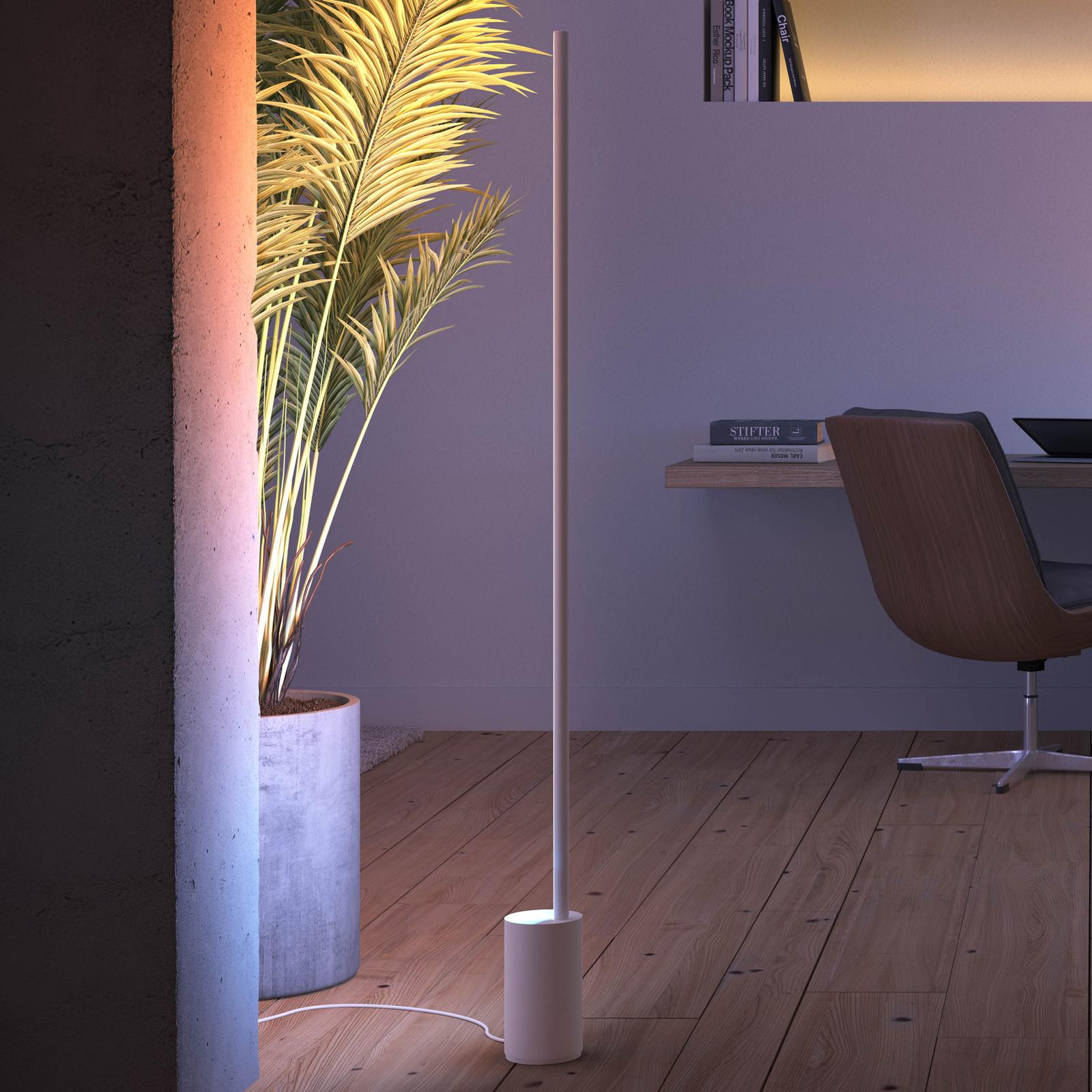 Philips Hue Gradient Signe LED-Stehlampe weiß