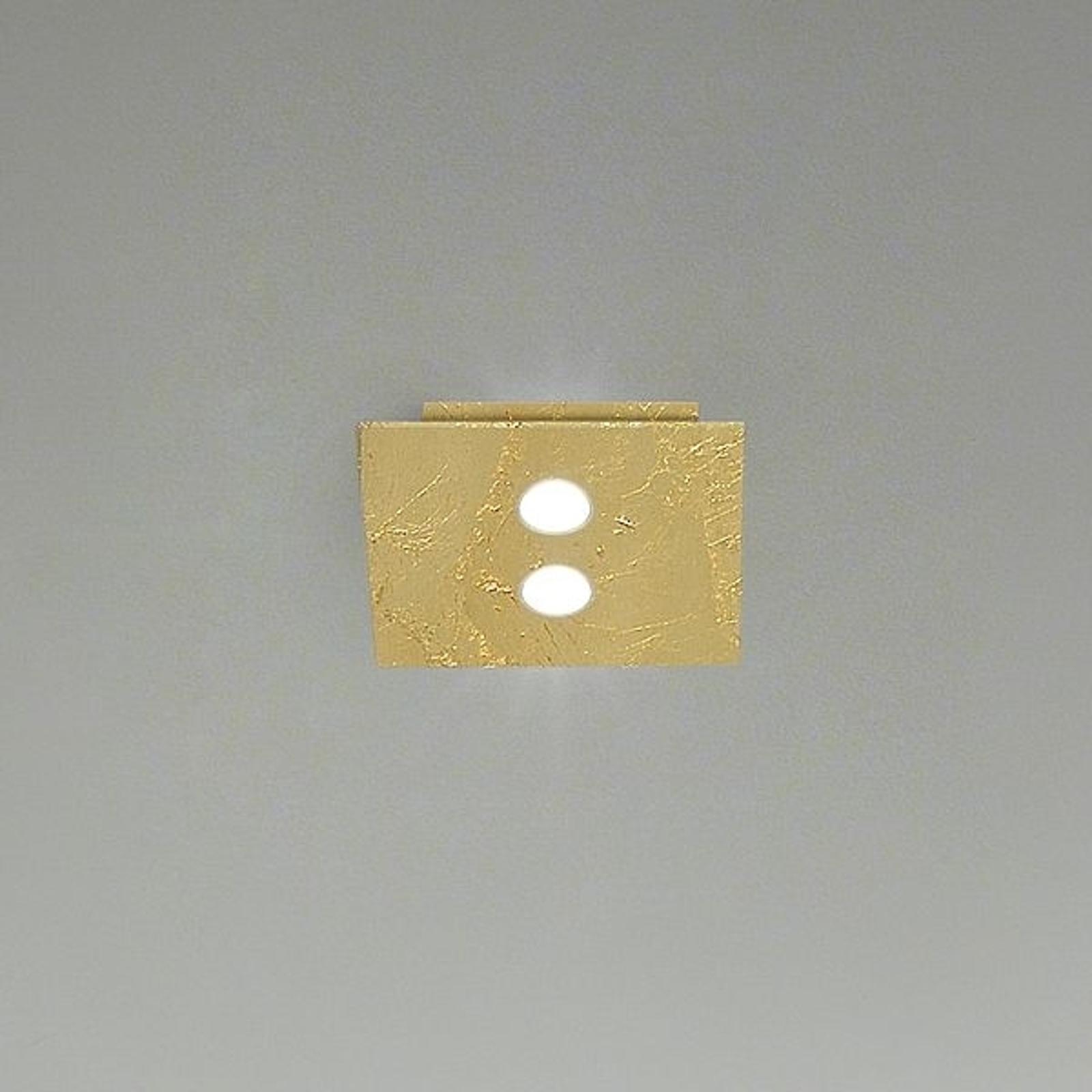 Mała lampa sufitowa LED Slim 2-punktowa