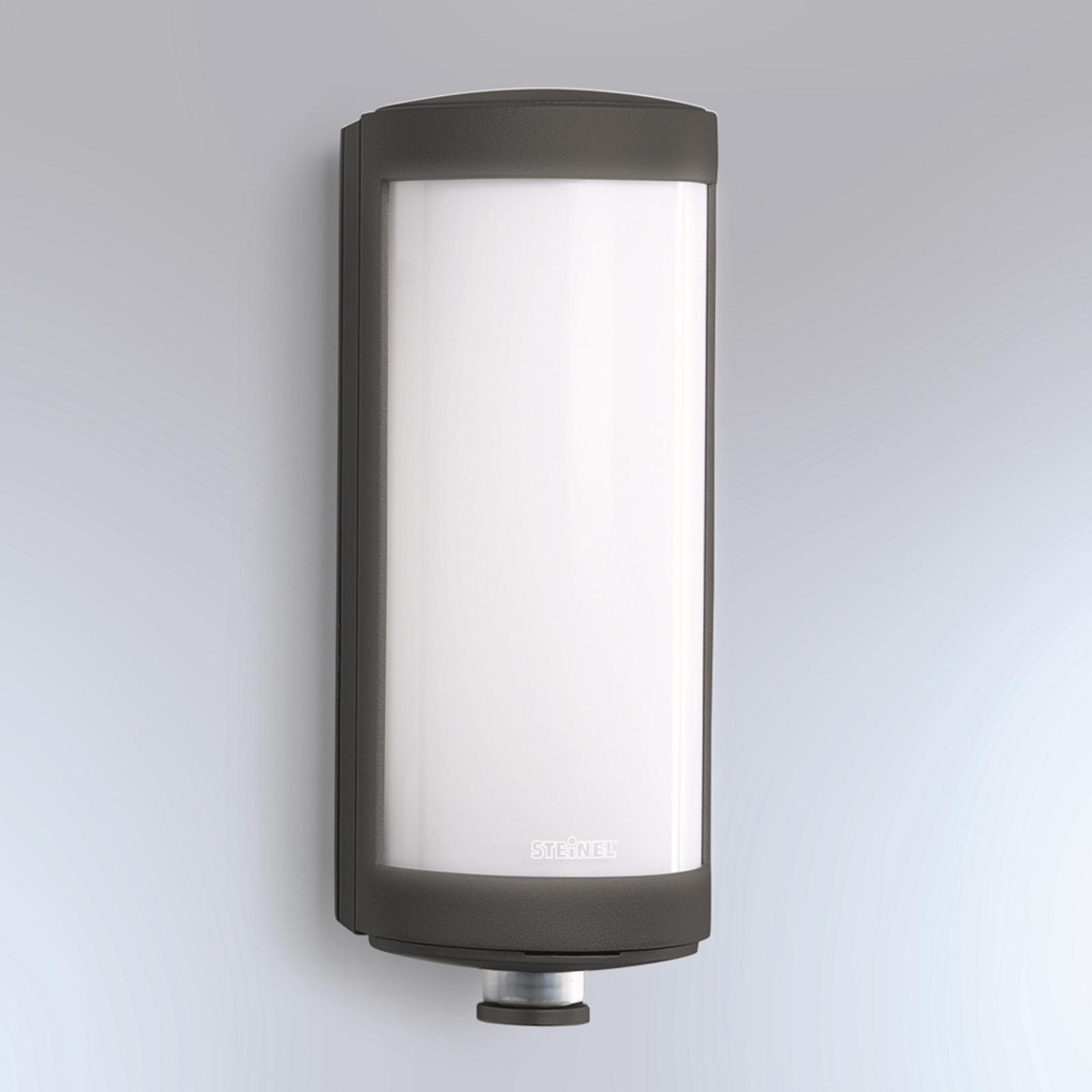 STEINEL L 626 LED-Außenwandleuchte anthrazit 360°