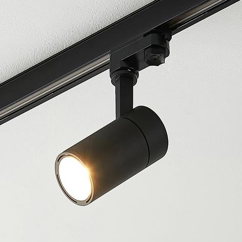 Arcchio Cady LED 3-fazowy spot do szyny czarny