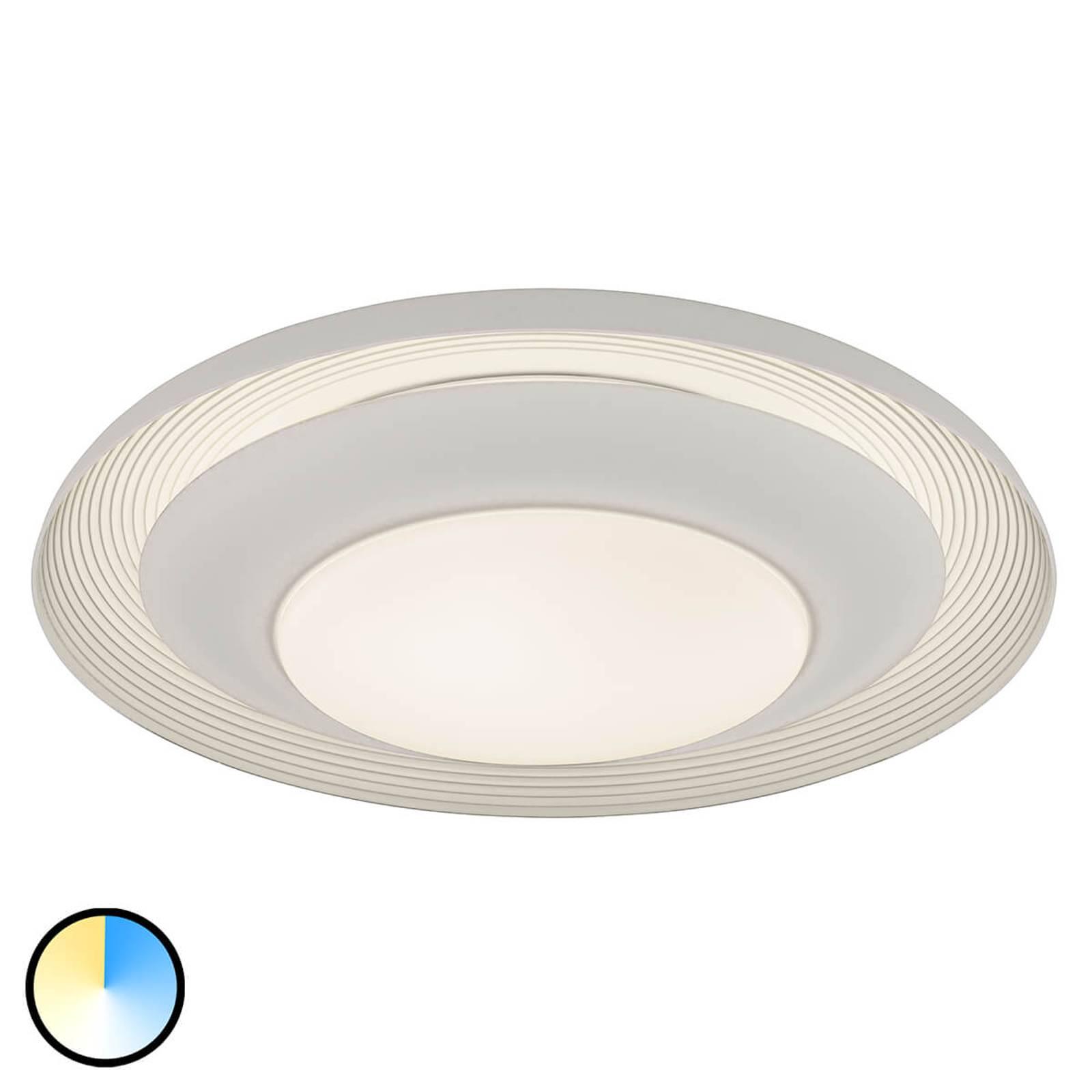 Zmienna barwa światła: lampa sufitowa LED Canicosa