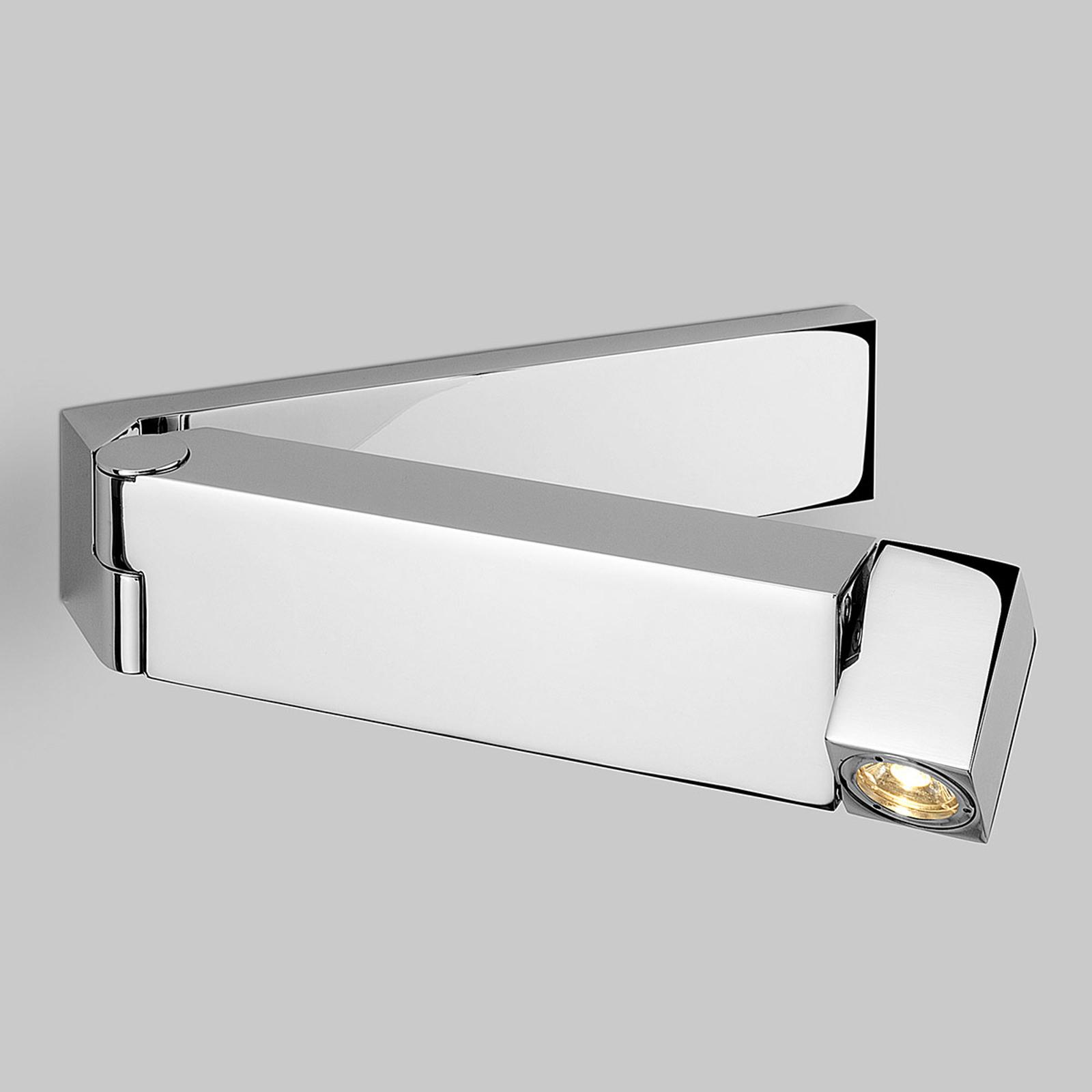 Astro Tosca nastavovací LED nástěnné světlo chrom