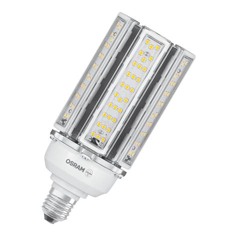 OSRAM LED lampa E27 15W opal 4 000 K | Lamp24.se