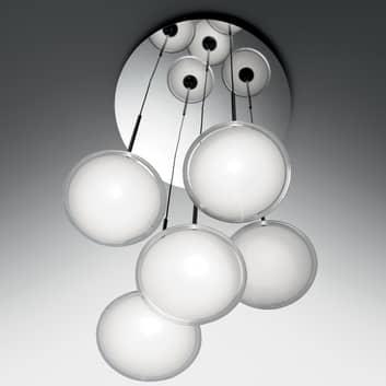 Artemide Orsa Cluster 5 -LED-riippuvalaisin