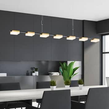 Bopp Quad LED-hänglampa 7 lampor