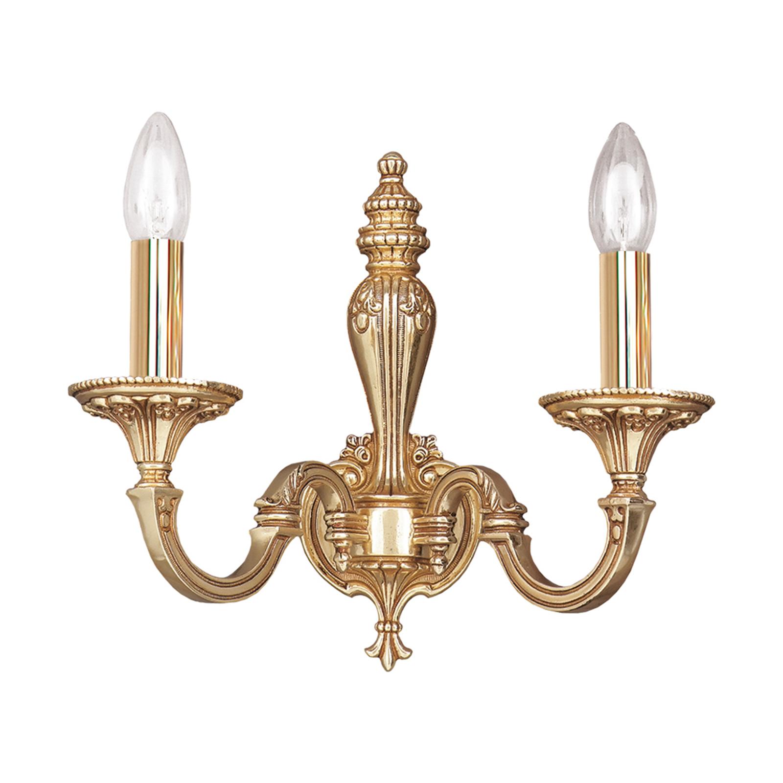 VERSALLES væglampe med 2 lyskilder
